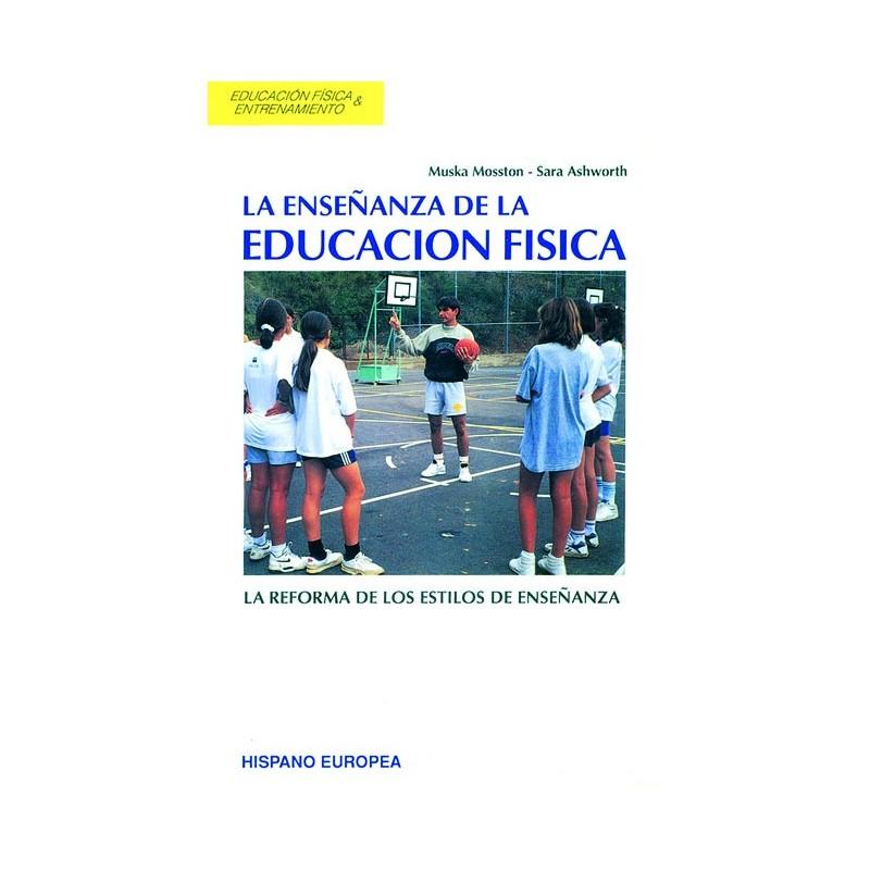 LIBRO : Enseñanza de la educacion fisica