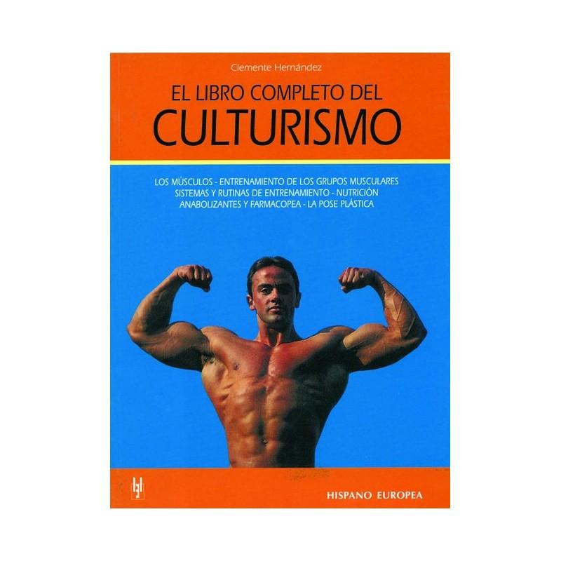LIBRO : Libro completo del culturismo