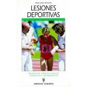 LIBRO : Lesiones deportivas
