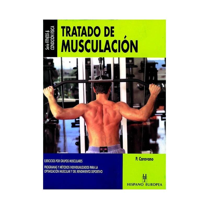 LIBRO : Tratado de musculacion