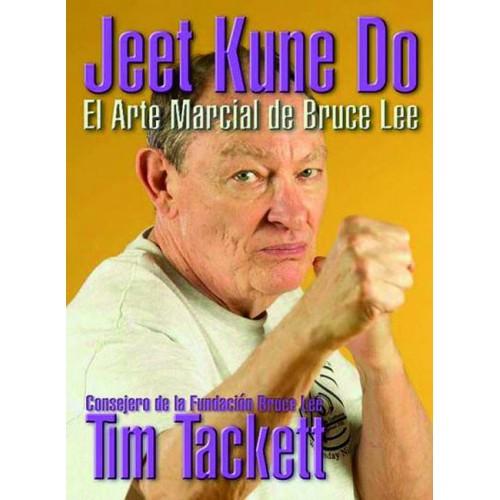LIBRO : Jeet kune Do. Arte Marcial de Bruce Lee