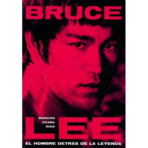 LIBRO : Bruce Lee. El hombre detras de la leyenda