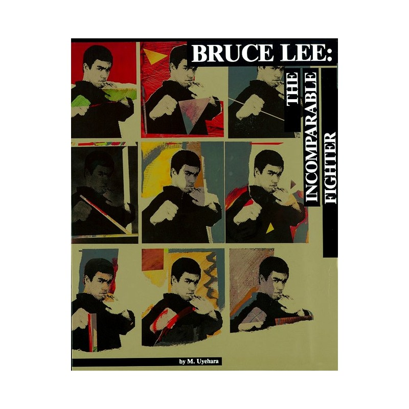 LIBRO : Bruce Lee. Incomparable fighter