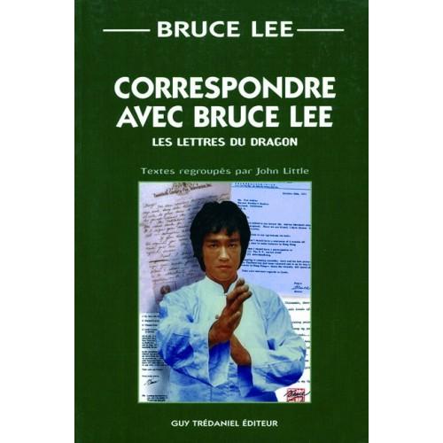 LIBRO : Correspondre avec Bruce Lee. Lettres au dragon