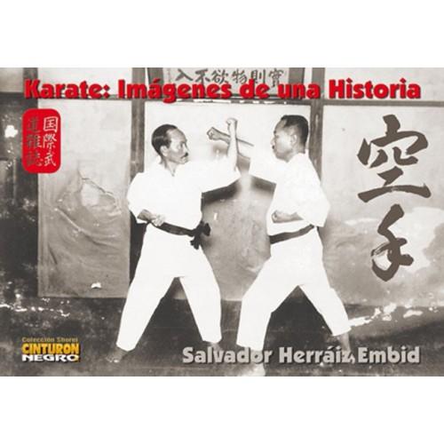 LIBRO : Karate. Imagenes para la historia 1