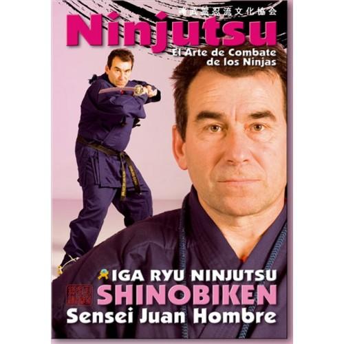 LIBRO : Ninjutsu. Arte de combate de los Ninjas