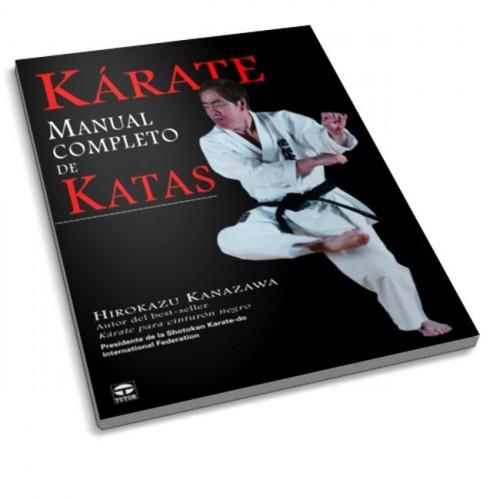 LIBRO : Karate. Manual completo de Katas
