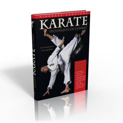 LIBRO : Karate. Techniques de combat