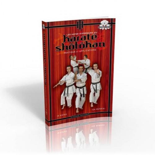 LIBRO : Katas superieurs du Karate Shotokan