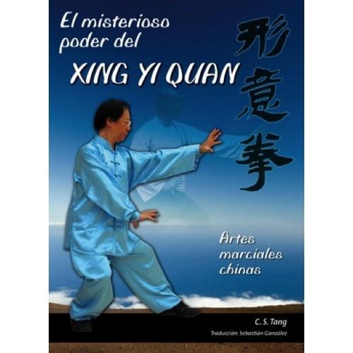 LIBRO : Misterioso poder del Xing Yi Quan