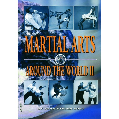 LIBRO : Martial Arts around the world 2