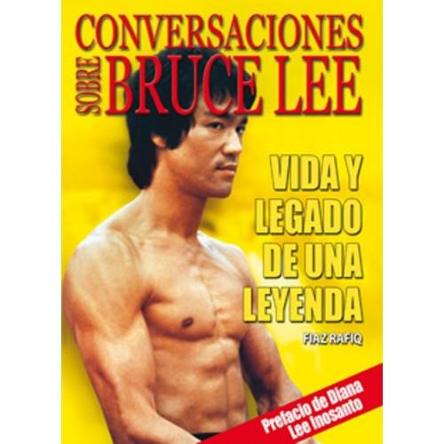 LIBRO : Conversaciones sobre Bruce Lee