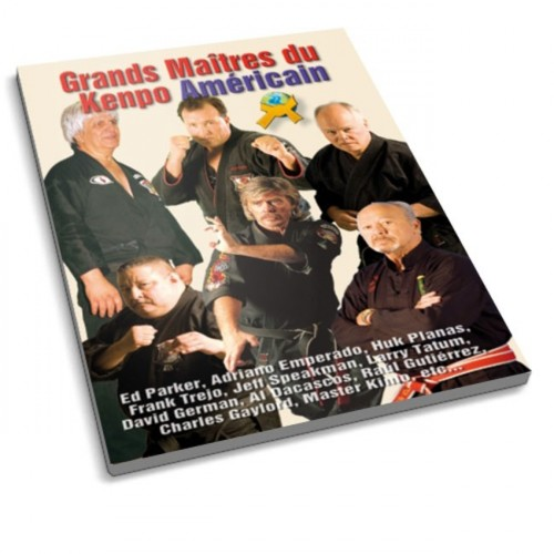 LIBRO : Grands maitres du Kenpo Americain