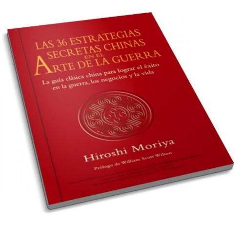 LIBRO : 36 Estrategias secretas chinas en el arte de la guerra