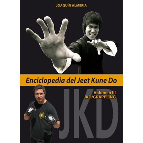 LIBRO : Enciclopedia del Jeet Kune Do 3