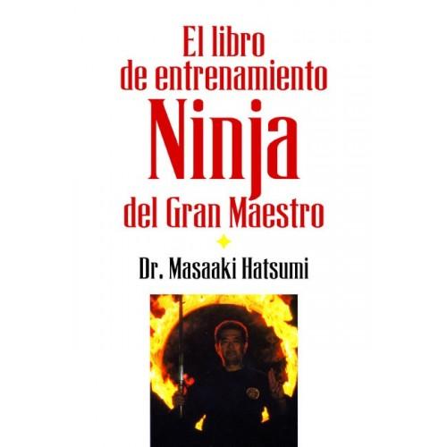 LIBRO : Libro de entrenamiento Ninja del Gran Maestro