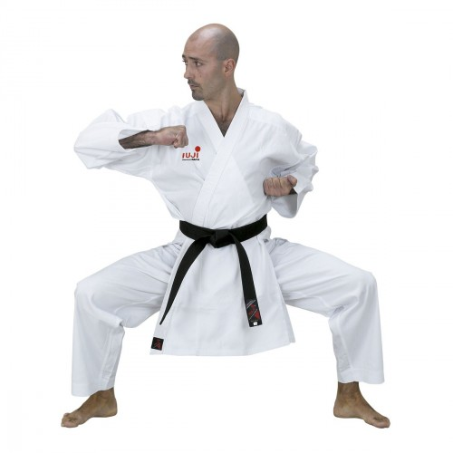 Karate Uniform. Kumite light. Rib cloth.