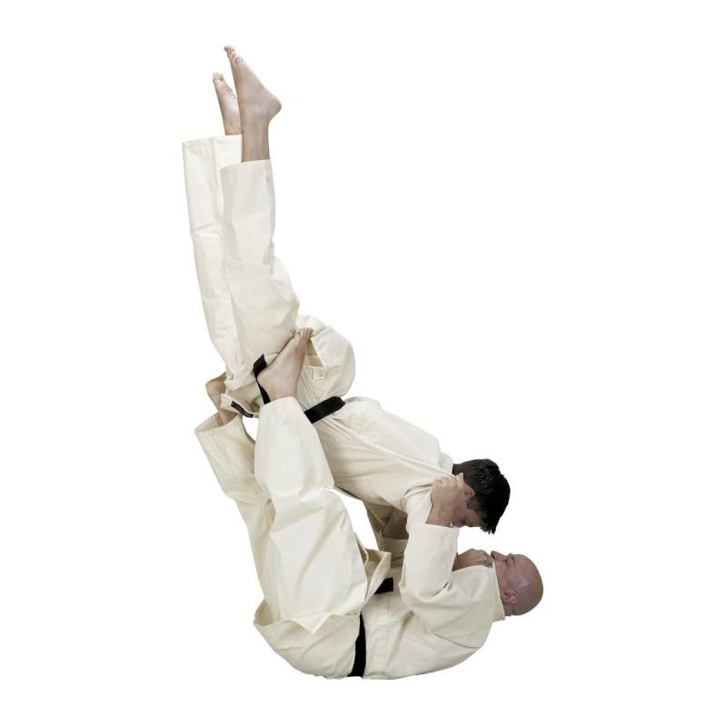 Judo Training Uniform. Unbleached.