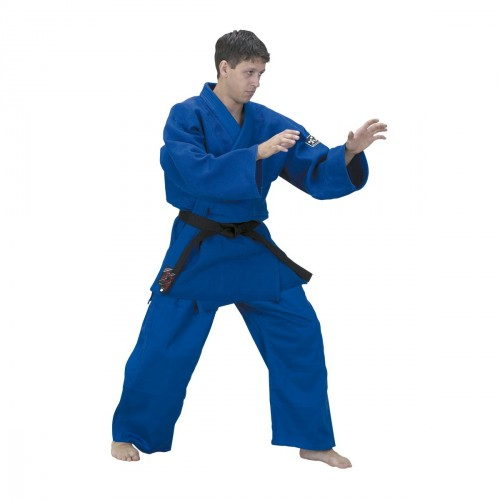 Judo Uniform. Master. Blue.