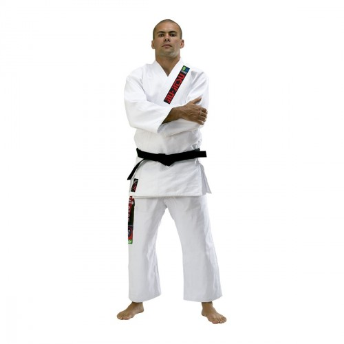 Brazilian Jiu-Jitsu Uniform . White.