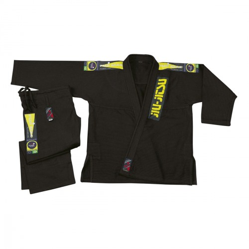 Brazilian Jiu-Jitsu Uniform . Black.