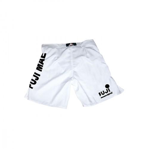Bermuda Short. MMA. Blanc.