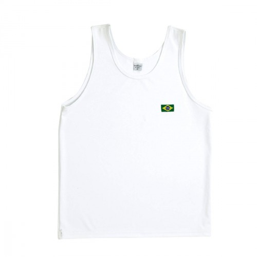 Camiseta Capoeira. Blanco