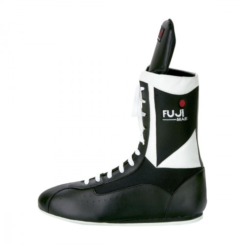 Botas Hi-Top Power. Negro.