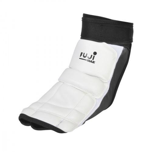 Protection Pieds TKD. Blanc.