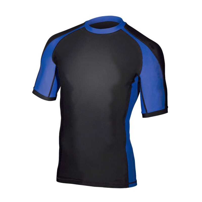 Rashguard MMA. ProWear. Azul-Negro