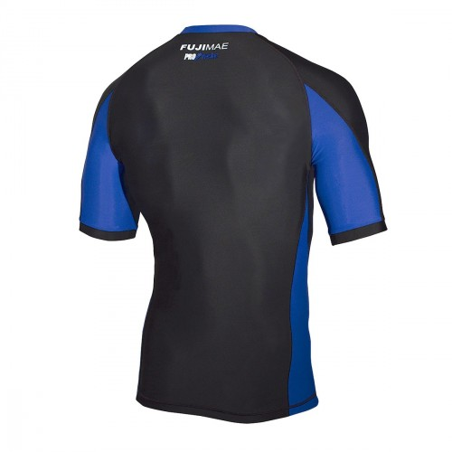 MMA Rashguard. ProWear. Blue/Black
