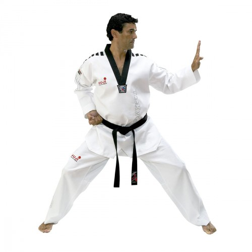 Dobok WTF. Transpirable