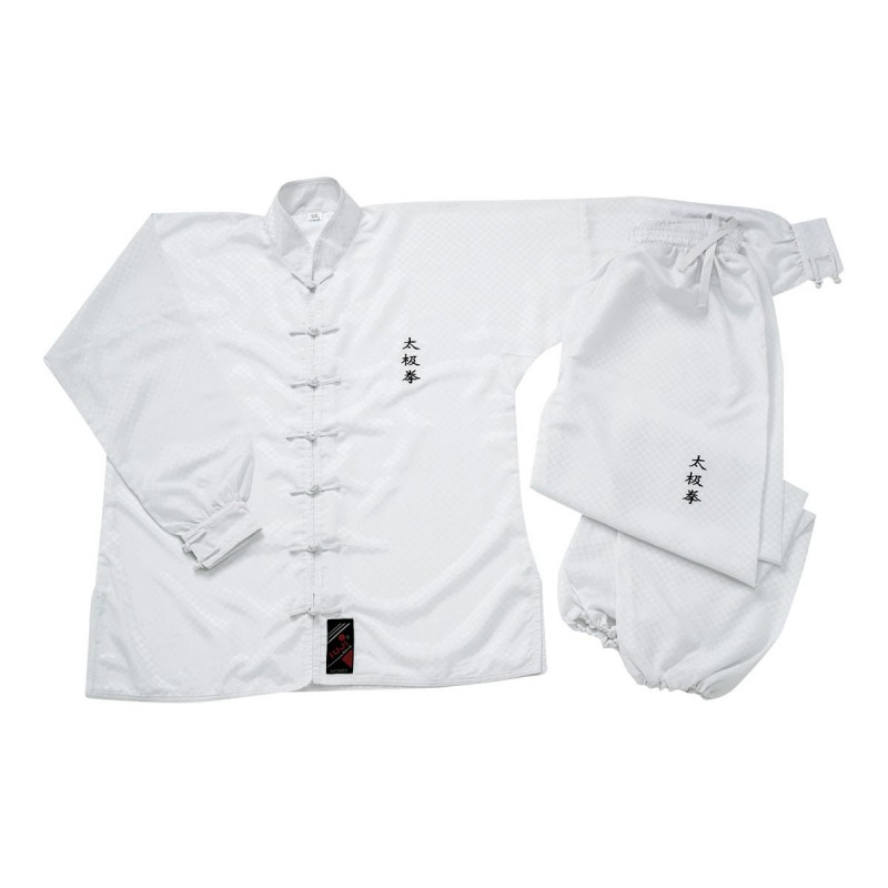 High Quality Tai Chi Uniform. White