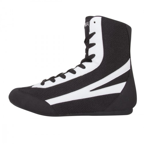 Boxing Boots. Mid-top Classic. Mesh