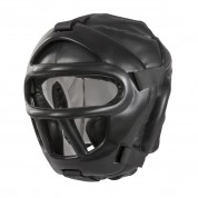 Black Night Head Guard