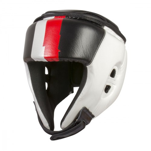 Open Boxe Head Guard. ProSeries. Leather