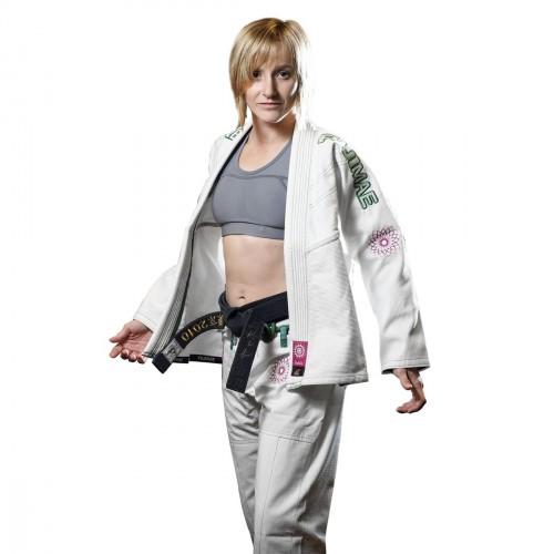 Brazilian Jiu Jitsu Gi. Woman Dahlia