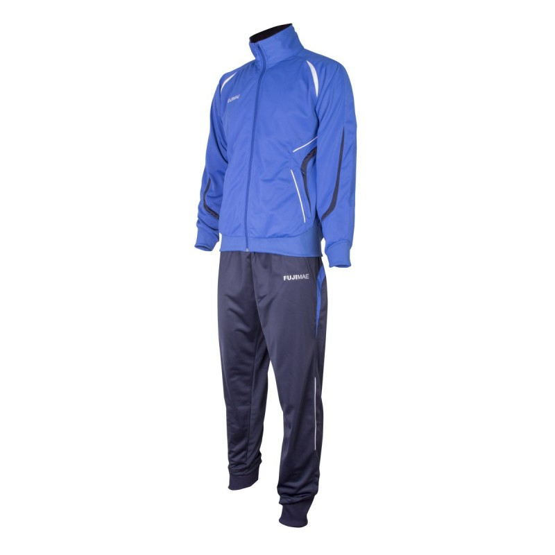 Tricot Tracksuit with Cuffs