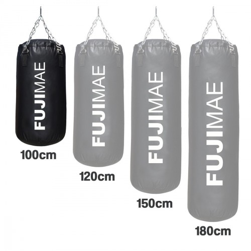 Punching Bag. Training. Unfilled. 100 cm