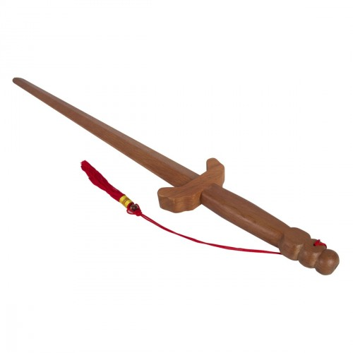 Basic Wood Tai Chi Sword