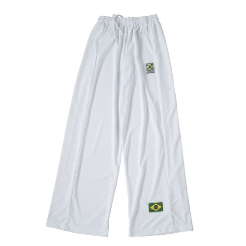 Capoeira Trousers. White