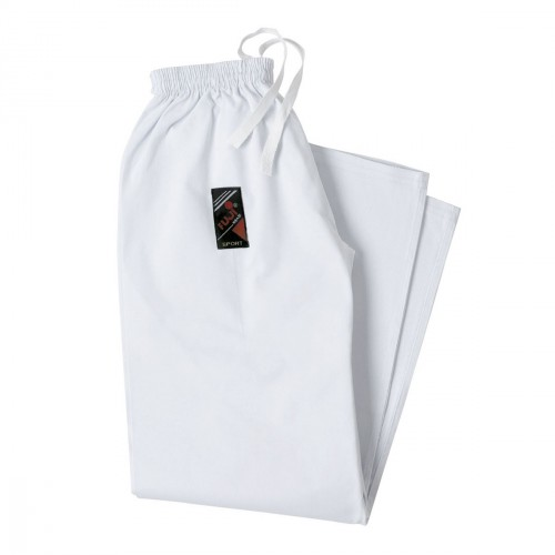 Karate Trousers. White