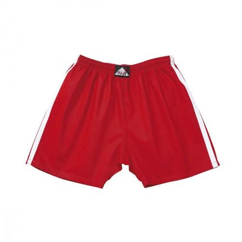 Sambo Short. Rojo