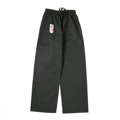 Karate Trousers. Black