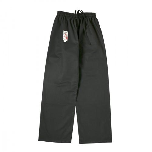 Pantalón Karate. Negro