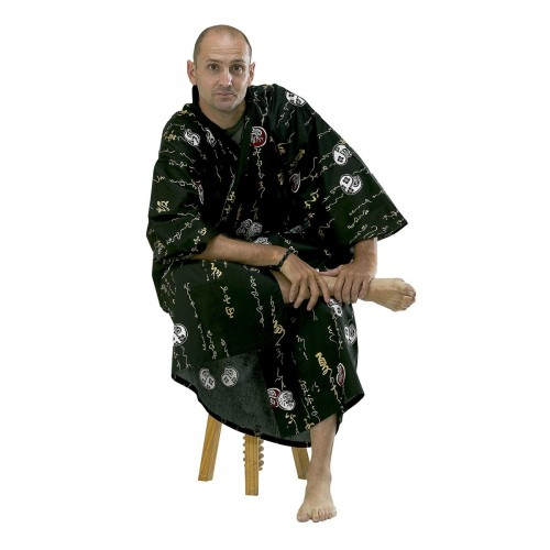 Japonese Kimono. Legend. Cotton