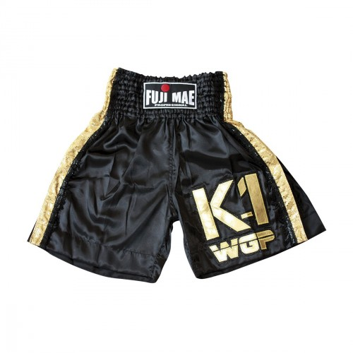Short K-1. Black/Golden