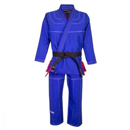Brazilian Jiu Jitsu Gi. Shaka. Blue