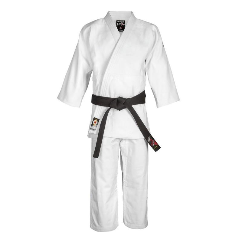 Judo Gi. Competición Katsu. Blanco