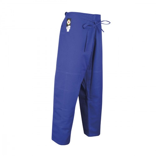 Competition Judo Pants. Blue